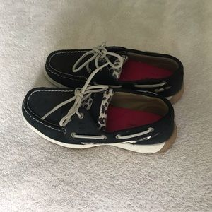 WORN ONCE Sperry Topsiders